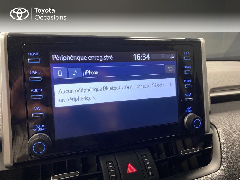 Photo 19 de l'offre de TOYOTA RAV4 Hybride 218ch Dynamic 2WD MY20 à 29990€ chez Altis - Toyota Lorient