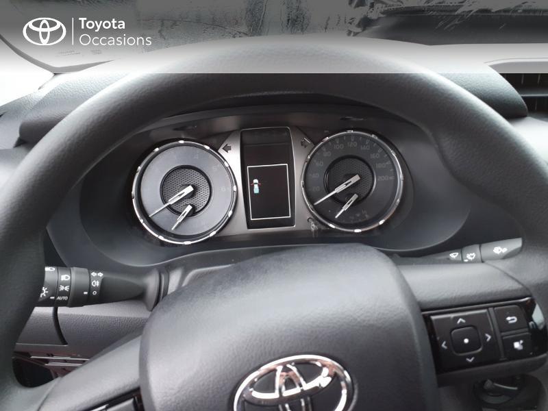Photo 13 de l'offre de TOYOTA Hilux 2.4 D-4D X-Tra Cabine LeCap 4WD MC20 à 30222€ chez Altis - Toyota Lorient