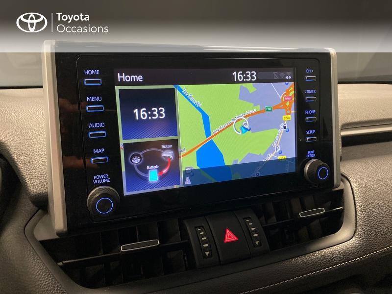 Photo 9 de l'offre de TOYOTA RAV4 Hybride 218ch Dynamic 2WD MY20 à 29990€ chez Altis - Toyota Lorient