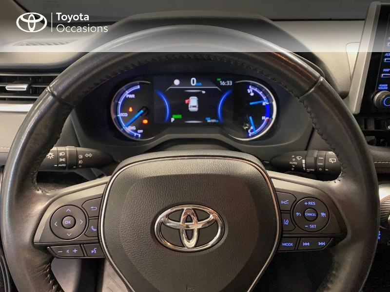 Photo 13 de l'offre de TOYOTA RAV4 Hybride 218ch Dynamic 2WD MY20 à 29990€ chez Altis - Toyota Lorient