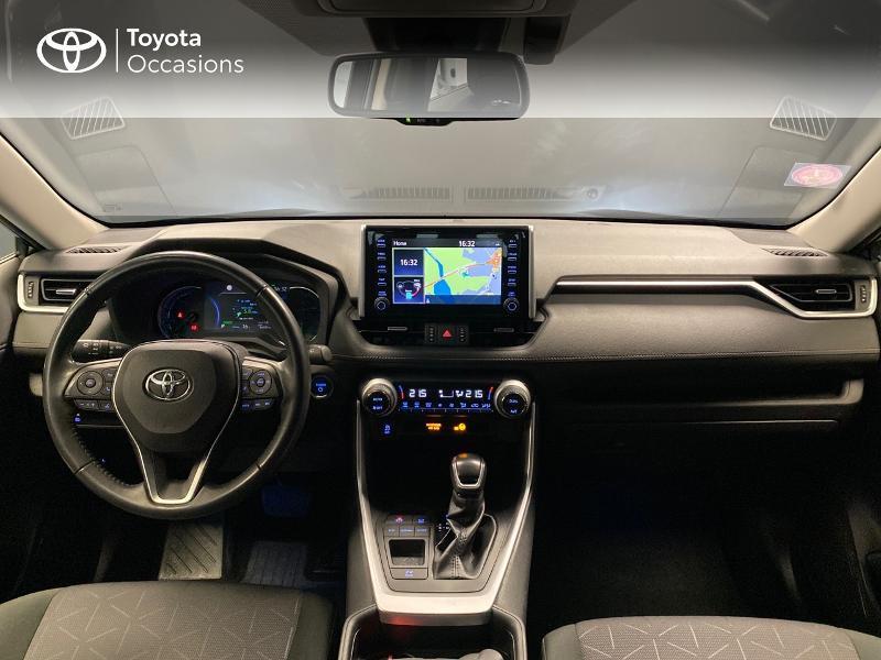 Photo 8 de l'offre de TOYOTA RAV4 Hybride 218ch Dynamic 2WD MY20 à 29990€ chez Altis - Toyota Lorient