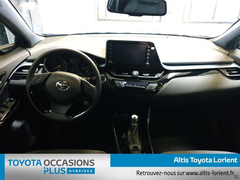 Photo 5 de l'offre de TOYOTA C-HR 184h Edition 2WD E-CVT MY20 à 29300€ chez Altis - Toyota Lorient