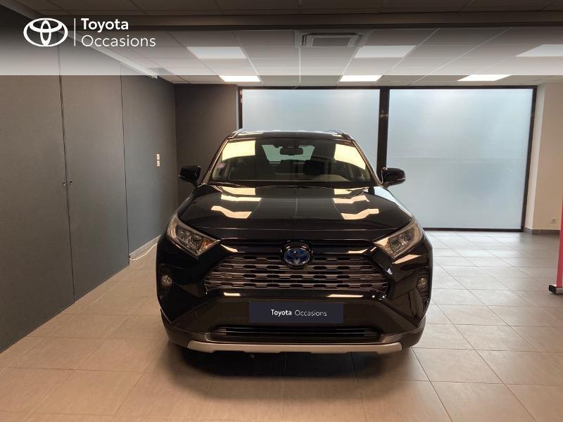 Photo 5 de l'offre de TOYOTA RAV4 Hybride 218ch Dynamic 2WD MY20 à 29990€ chez Altis - Toyota Lorient