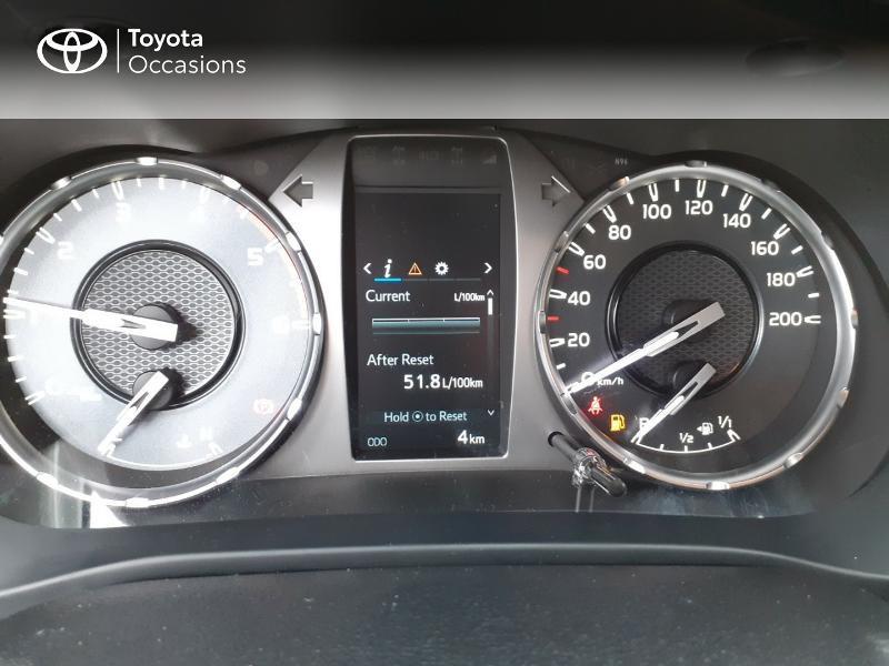 Photo 14 de l'offre de TOYOTA Hilux 2.4 D-4D X-Tra Cabine LeCap 4WD MC20 à 30222€ chez Altis - Toyota Lorient