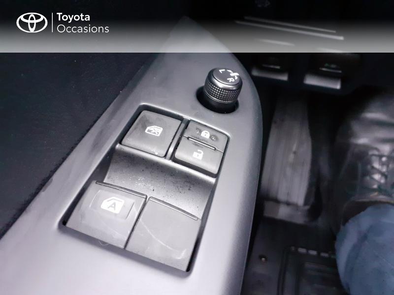 Photo 21 de l'offre de TOYOTA Hilux 2.4 D-4D X-Tra Cabine LeCap 4WD MC20 à 30222€ chez Altis - Toyota Lorient