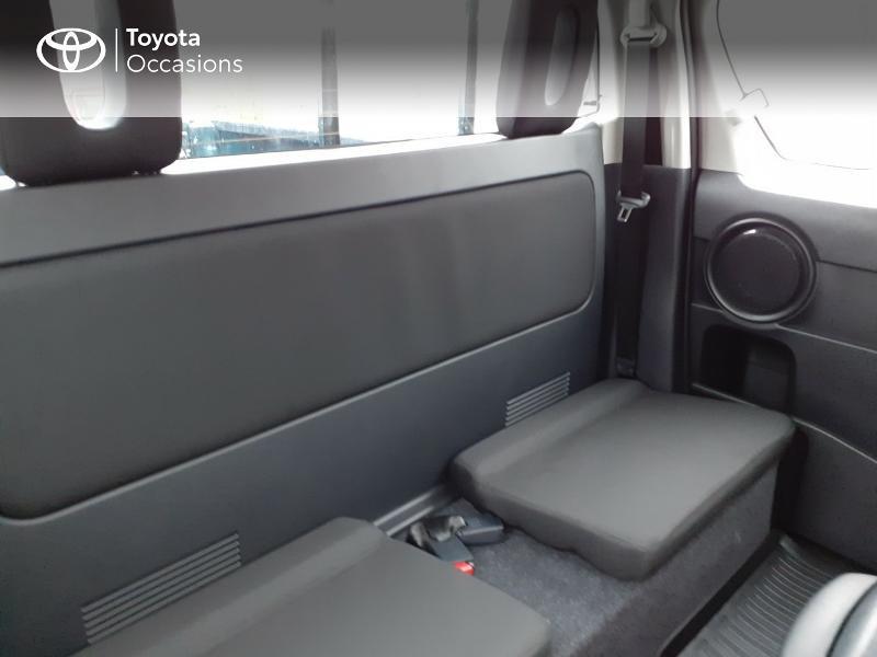 Photo 7 de l'offre de TOYOTA Hilux 2.4 D-4D X-Tra Cabine LeCap 4WD MC20 à 30222€ chez Altis - Toyota Lorient