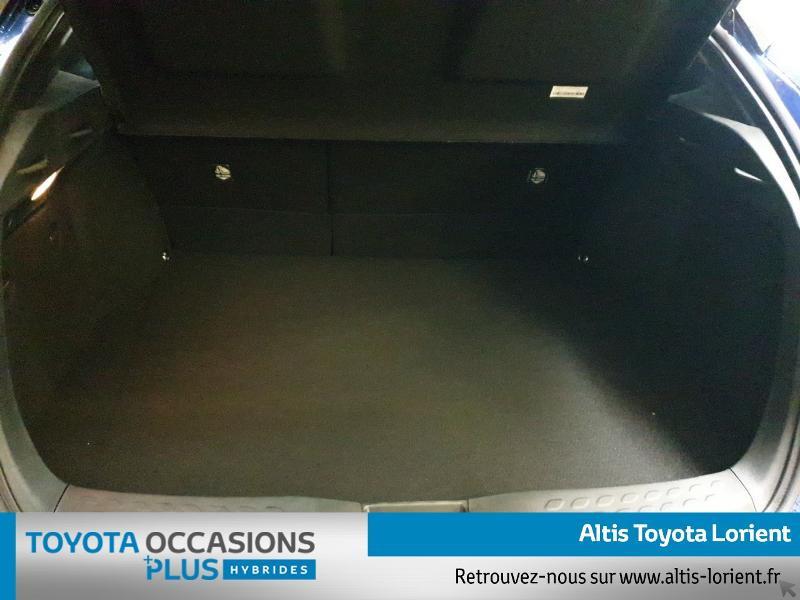 Photo 15 de l'offre de TOYOTA C-HR 184h Edition 2WD E-CVT MY20 à 29300€ chez Altis - Toyota Lorient