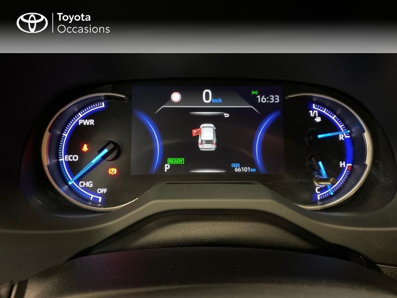 Photo 14 de l'offre de TOYOTA RAV4 Hybride 218ch Dynamic 2WD MY20 à 29990€ chez Altis - Toyota Lorient