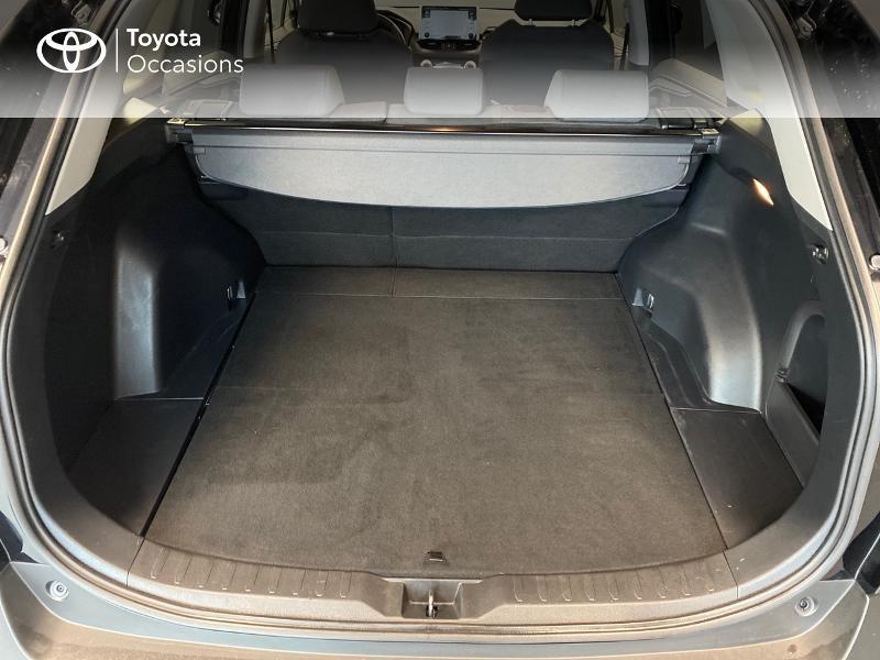Photo 10 de l'offre de TOYOTA RAV4 Hybride 218ch Dynamic 2WD MY20 à 29990€ chez Altis - Toyota Lorient