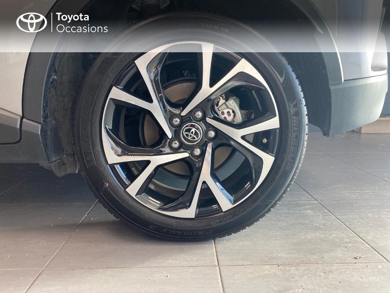 Photo 4 de l'offre de TOYOTA C-HR 122h Edition 2WD E-CVT RC18 à 20490€ chez Altis - Toyota Lorient