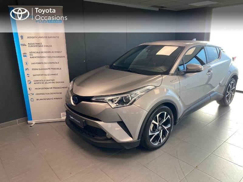 Photo 1 de l'offre de TOYOTA C-HR 122h Edition 2WD E-CVT RC18 à 20490€ chez Altis - Toyota Lorient