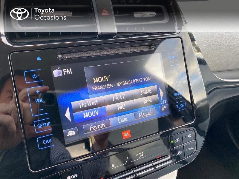 Photo 11 de l'offre de TOYOTA Prius 122h Lounge à 17990€ chez Altis - Toyota Lorient