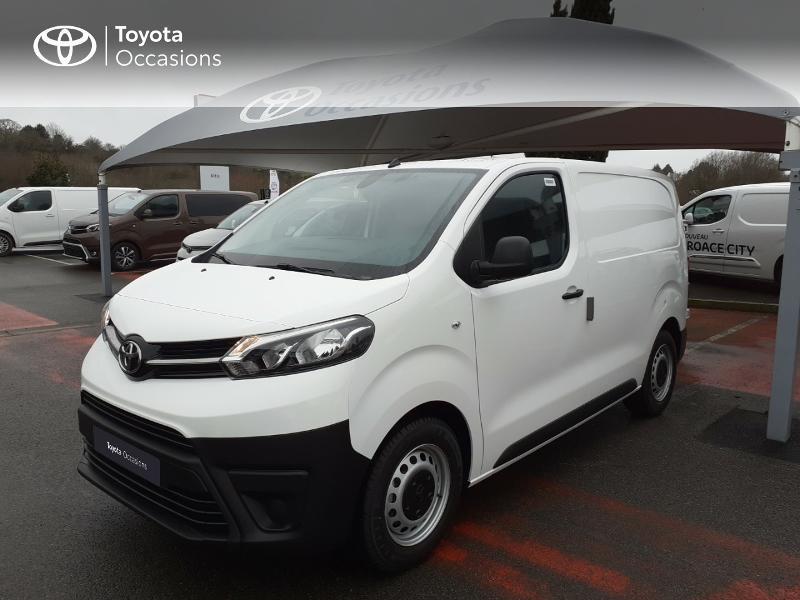 Photo 1 de l'offre de TOYOTA PROACE Compact 1.5 D-4D 100 Dynamic MY20 à 22490€ chez Altis - Toyota Lorient