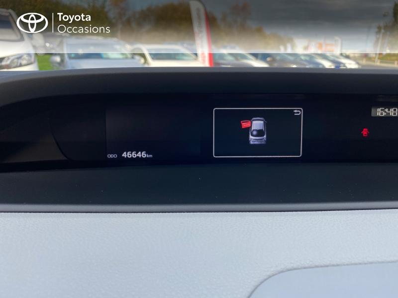 Photo 17 de l'offre de TOYOTA Prius 122h Lounge à 17990€ chez Altis - Toyota Lorient