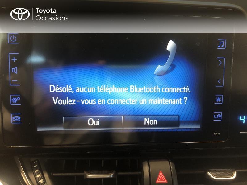 Photo 16 de l'offre de TOYOTA C-HR 122h Edition 2WD E-CVT RC18 à 19990€ chez Altis - Toyota Lorient