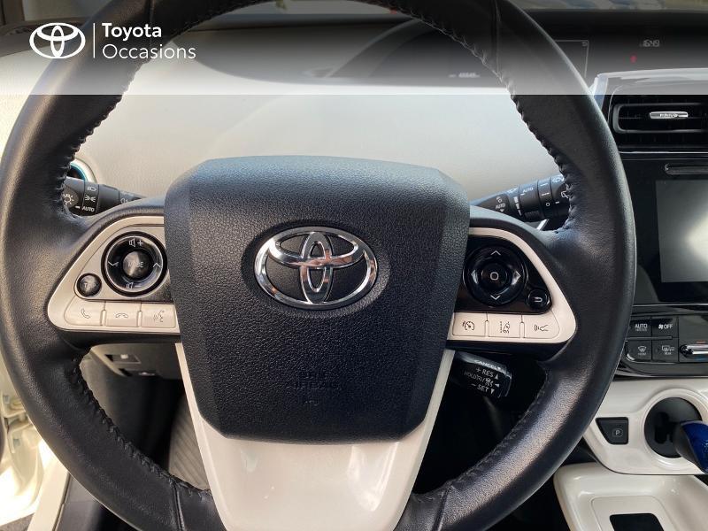 Photo 19 de l'offre de TOYOTA Prius 122h Lounge à 17990€ chez Altis - Toyota Lorient