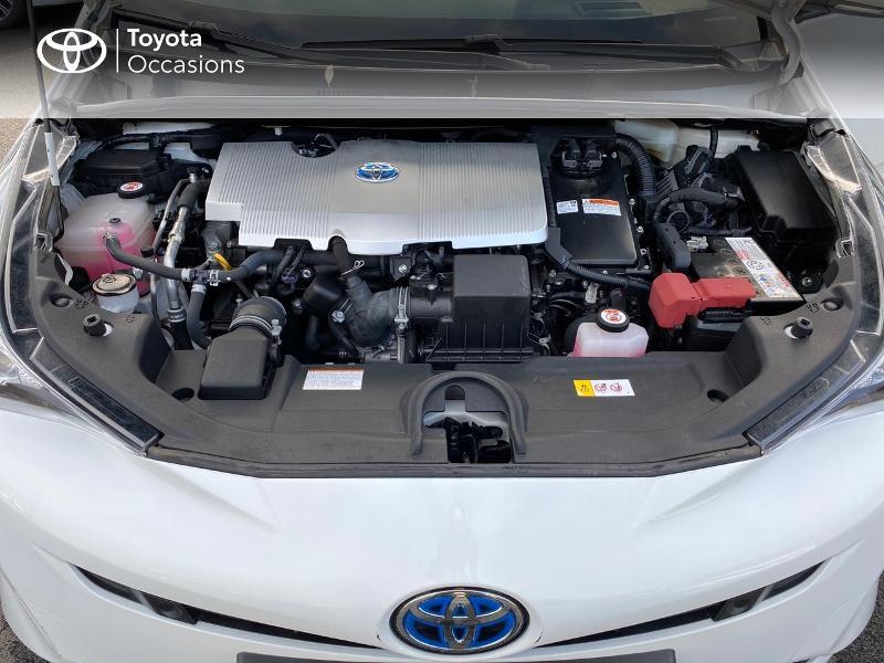 Photo 20 de l'offre de TOYOTA Prius 122h Lounge à 17990€ chez Altis - Toyota Lorient