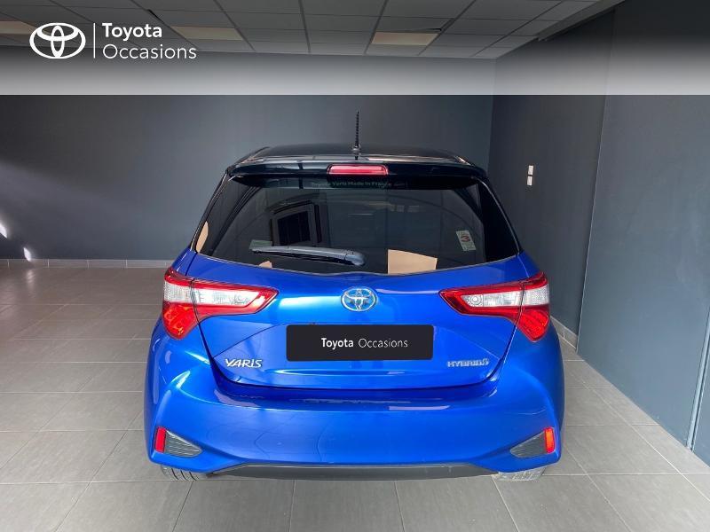 Photo 4 de l'offre de TOYOTA Yaris 100h Collection 5p à 12980€ chez Altis - Toyota Lorient