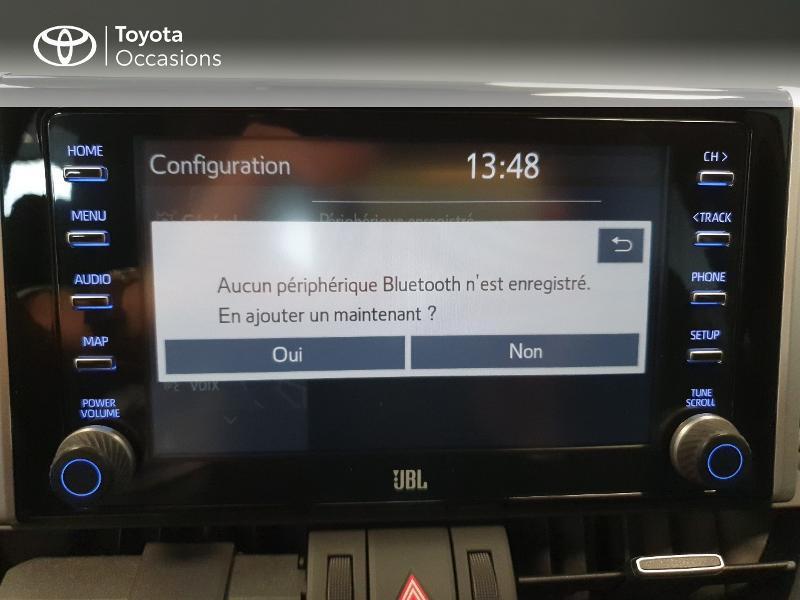 Photo 18 de l'offre de TOYOTA RAV4 Hybride 218ch Collection 2WD à 37950€ chez Altis - Toyota Lorient