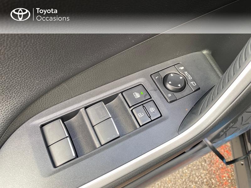 Photo 21 de l'offre de TOYOTA RAV4 Hybride 218ch Collection 2WD MY20 à 39990€ chez Altis - Toyota Lorient