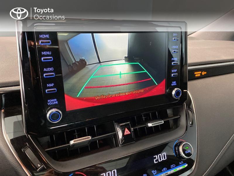 Photo 9 de l'offre de TOYOTA Corolla 122h Design MY20 à 22490€ chez Altis - Toyota Lorient