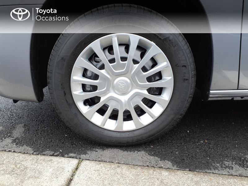 Photo 16 de l'offre de TOYOTA PROACE CITY Long 130 D-4D Business RC21 à 24590€ chez Altis - Toyota Lorient