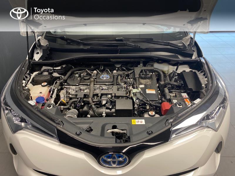 Photo 20 de l'offre de TOYOTA C-HR 122h Edition 2WD E-CVT RC18 à 20490€ chez Altis - Toyota Lorient