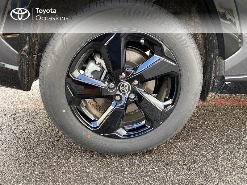 Photo 16 de l'offre de TOYOTA RAV4 Hybride 218ch Collection 2WD MY20 à 39990€ chez Altis - Toyota Lorient