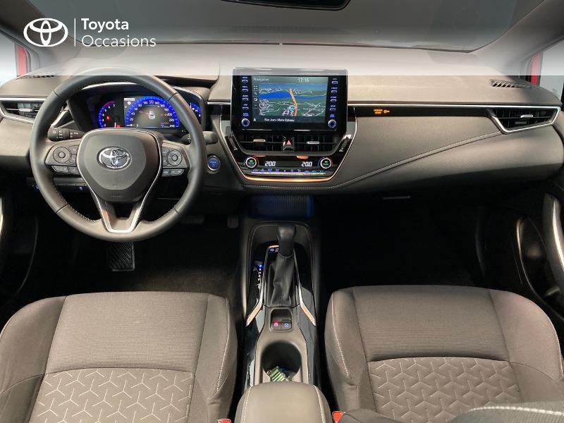 Photo 5 de l'offre de TOYOTA Corolla 122h Design MY20 à 22490€ chez Altis - Toyota Lorient