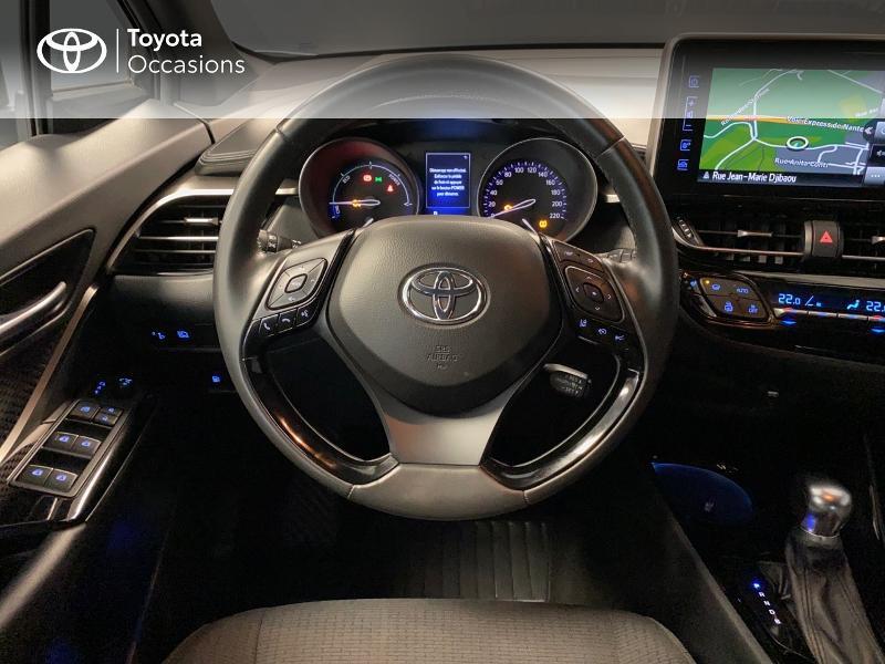 Photo 6 de l'offre de TOYOTA C-HR 122h Edition 2WD E-CVT RC18 à 20990€ chez Altis - Toyota Lorient
