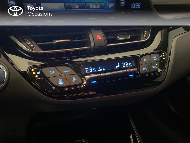 Photo 18 de l'offre de TOYOTA C-HR 122h Edition 2WD E-CVT RC18 à 20490€ chez Altis - Toyota Lorient
