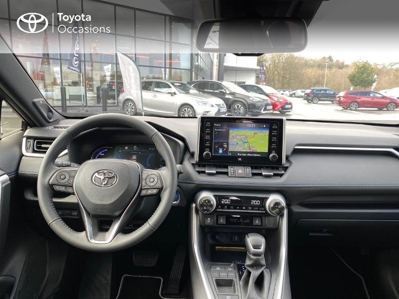 Photo 8 de l'offre de TOYOTA RAV4 Hybride 218ch Collection 2WD MY20 à 39990€ chez Altis - Toyota Lorient