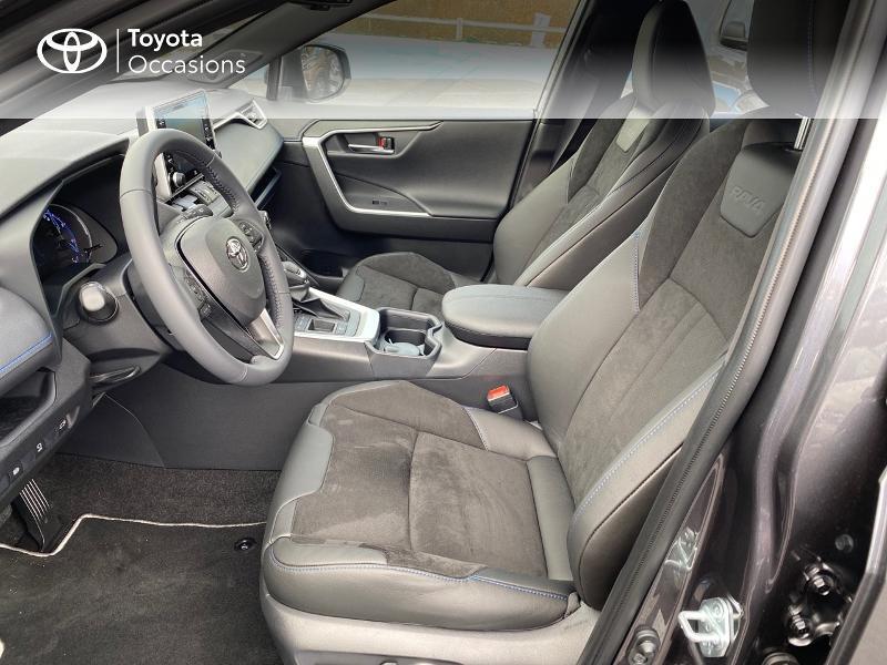 Photo 11 de l'offre de TOYOTA RAV4 Hybride 218ch Collection 2WD MY20 à 39990€ chez Altis - Toyota Lorient
