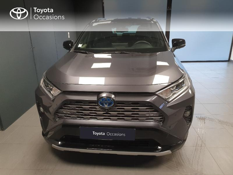 Photo 5 de l'offre de TOYOTA RAV4 Hybride 218ch Collection 2WD à 37950€ chez Altis - Toyota Lorient