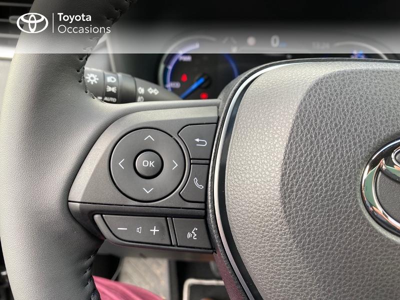 Photo 20 de l'offre de TOYOTA RAV4 Hybride 218ch Collection 2WD MY20 à 39990€ chez Altis - Toyota Lorient