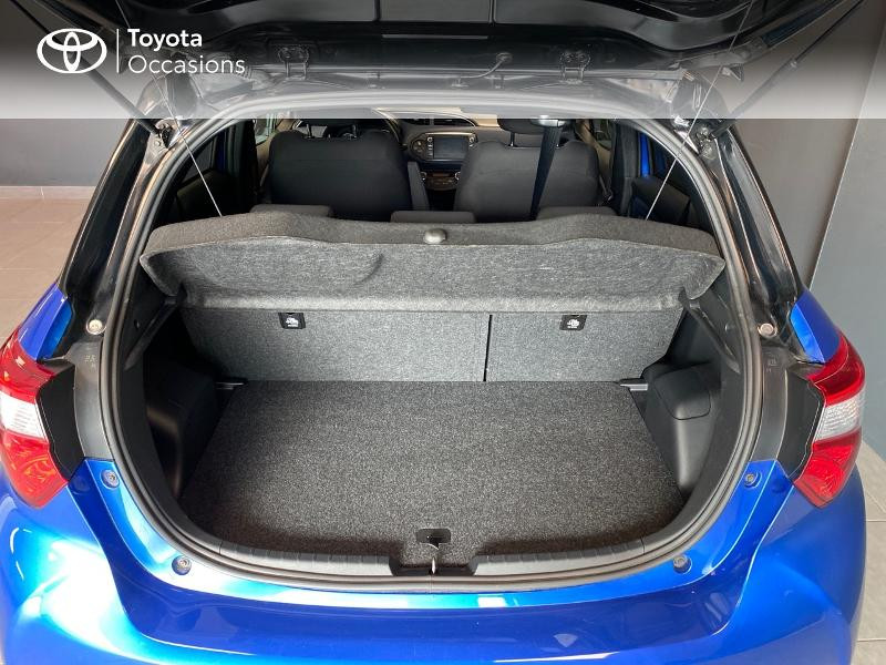 Photo 10 de l'offre de TOYOTA Yaris 100h Collection 5p à 12980€ chez Altis - Toyota Lorient