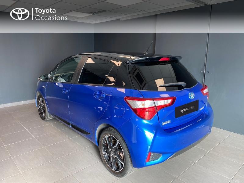 Photo 2 de l'offre de TOYOTA Yaris 100h Collection 5p à 12980€ chez Altis - Toyota Lorient