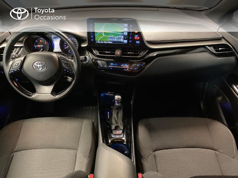 Photo 5 de l'offre de TOYOTA C-HR 122h Edition 2WD E-CVT RC18 à 20990€ chez Altis - Toyota Lorient