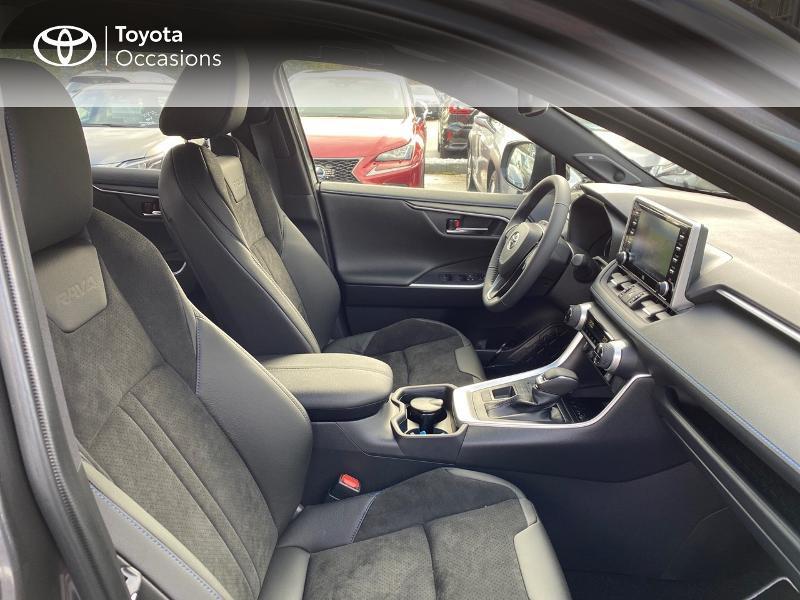 Photo 6 de l'offre de TOYOTA RAV4 Hybride 218ch Collection 2WD MY20 à 39990€ chez Altis - Toyota Lorient