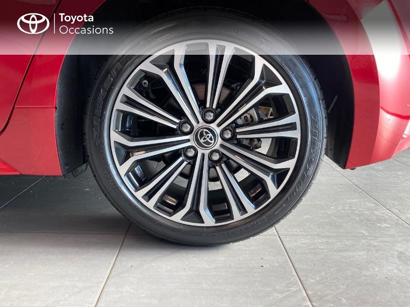Photo 4 de l'offre de TOYOTA Corolla 122h Design MY20 à 22490€ chez Altis - Toyota Lorient