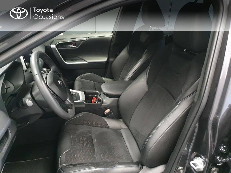 Photo 6 de l'offre de TOYOTA RAV4 Hybride 218ch Collection 2WD à 37950€ chez Altis - Toyota Lorient