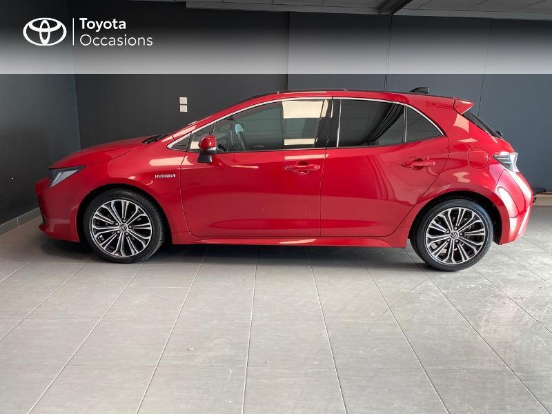 Photo 3 de l'offre de TOYOTA Corolla 122h Design MY20 à 22490€ chez Altis - Toyota Lorient