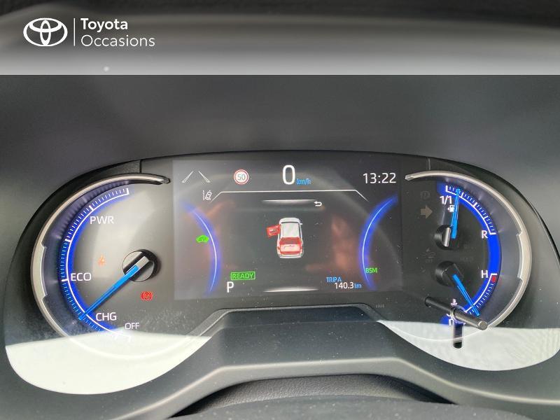 Photo 14 de l'offre de TOYOTA RAV4 Hybride 218ch Collection 2WD MY20 à 39990€ chez Altis - Toyota Lorient