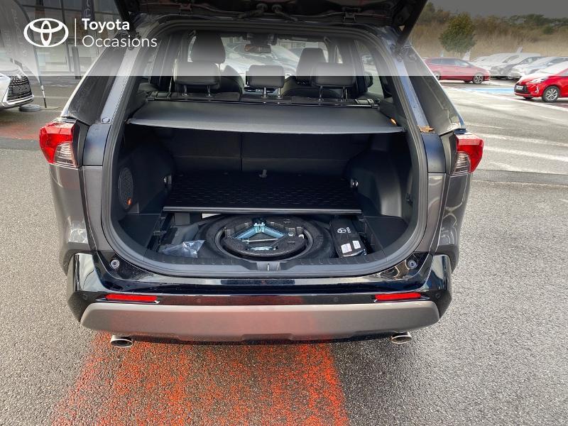 Photo 10 de l'offre de TOYOTA RAV4 Hybride 218ch Collection 2WD MY20 à 39990€ chez Altis - Toyota Lorient
