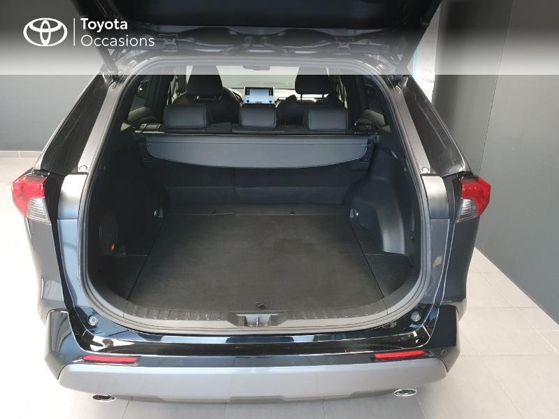 Photo 10 de l'offre de TOYOTA RAV4 Hybride 218ch Collection 2WD à 37950€ chez Altis - Toyota Lorient