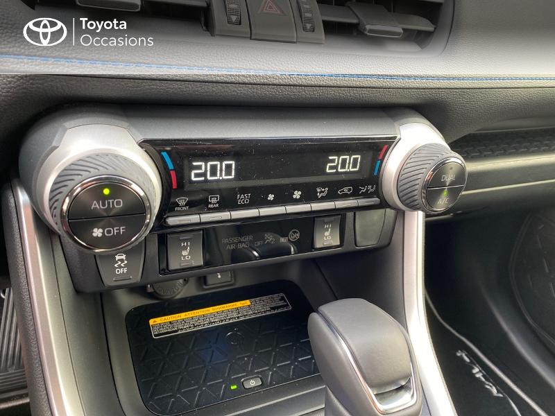 Photo 22 de l'offre de TOYOTA RAV4 Hybride 218ch Collection 2WD MY20 à 39990€ chez Altis - Toyota Lorient