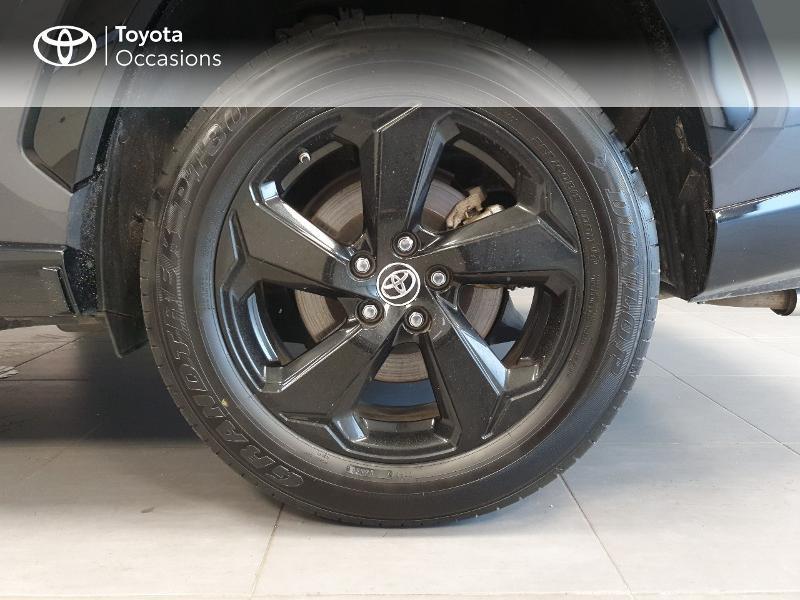 Photo 16 de l'offre de TOYOTA RAV4 Hybride 218ch Collection 2WD à 37950€ chez Altis - Toyota Lorient