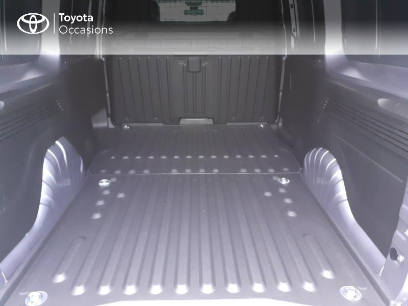 Photo 10 de l'offre de TOYOTA PROACE CITY Long 130 D-4D Business RC21 à 24590€ chez Altis - Toyota Lorient