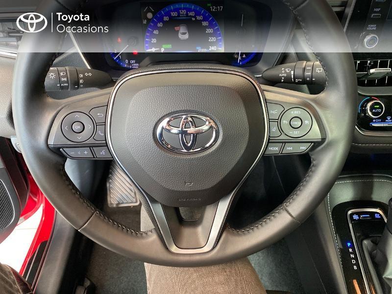 Photo 16 de l'offre de TOYOTA Corolla 122h Design MY20 à 22490€ chez Altis - Toyota Lorient
