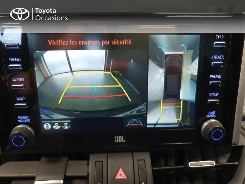 Photo 13 de l'offre de TOYOTA RAV4 Hybride 218ch Collection 2WD à 37950€ chez Altis - Toyota Lorient